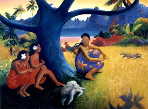 Gauguin's Tahiti